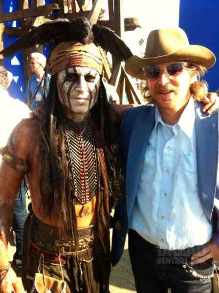Lew Temple of Walking Dead and Devils Reject at NEComicCon